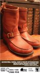 "GORKEY SANDANONA PULL ON BOOTS  ""9D"""
