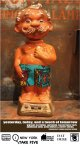 "MENEHUNE HAWAIIAN OPEN 10th ANNIVERSARY ""Jim Beam"" 1975 DECANTER"
