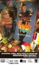 """A NIGHTMARE ON ELM STREET """"FREDDY"""" 1989'S D.STOCK FIGURE"""
