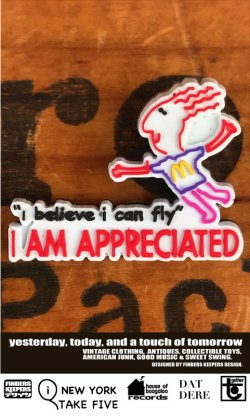 "画像1: Mc'donalds ""I BELIEVE I CAN FLY"" PIN"