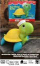 "FISHERPRICE VINTAGE ""TAG ALONG TURTLE"" TOY"