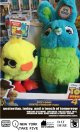 """TOY STORY """"DUCKY-BUNNY"""" SCENTED FRIENDSHIP PLUSH DOLLS"""