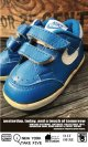 "NIKE 1988'S  ""2 1/2"" D.STOCK BABY SHOES"