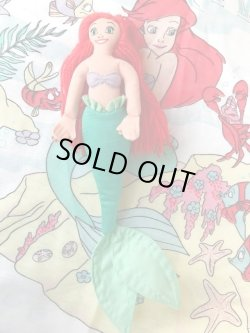 画像1: LITTLE MERMAID APPLAUSE BEANIE PLUSH DOLL
