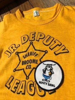 "画像3: TERRY TOONS ""DEPUTY DAWG"" 1960'S D.STOCK PATCH"