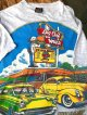 """BIG CHEF BURGER """"MADE IN USA"""" VINTAGE T-SHIRTS"""